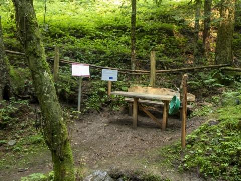 Waldspielplatz am Silberbach