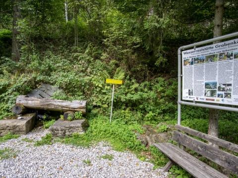 Rundwanderweg Steinmarquelle und Kneippbecken